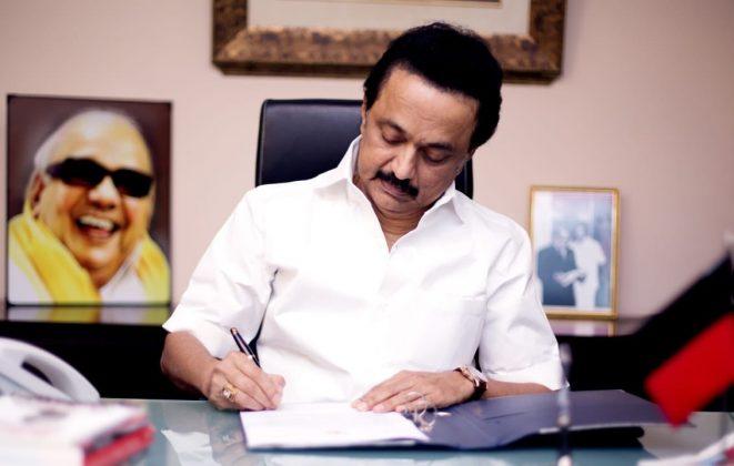 File photo of DMK president M K Stalin   @mkstalin/Twitter