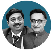 Srikant Sastri & Dr Amitabha Bandyopadhyay