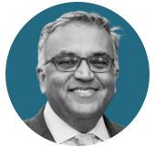 Dr Ashish K. Jha