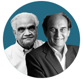 Harsh Mariwala and Prof. Ram Charan